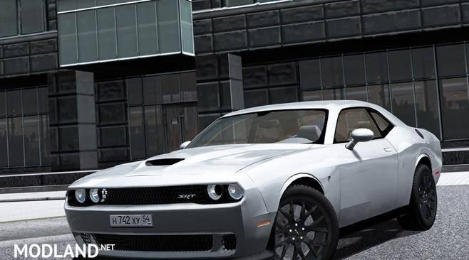 Dodge Challenger SRT Hellcat [1.5.9]